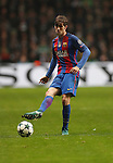 Sergi Roberto of Barcelona during the Champions League match at Celtic Park, Glasgow. Picture Date: 23rd November 2016. Pic taken by Lynne Cameron/Sportimage
