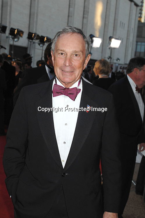Mayor Michael Bloomberg..arriving at The Metropolitan Opera 2007-08 Opening Night on September 24, 2007 at The Metropolitan Opera House..in Lincoln Center in New York City. ....photo by Robin Platzer, Twin Images ....212-935-0770