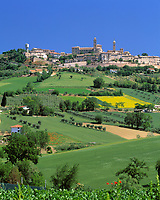 ITA, Italien, Marken, Montecosaro bei Macerata | ITA, Italy, Marche, Montecosaro near Macerata