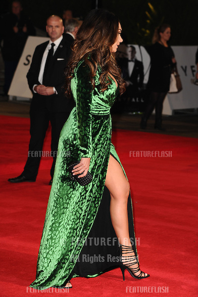 Tamara Ecclestone arriving for the Royal World Premiere of 'Skyfall' at Royal Albert Hall, London. 23/10/2012 Picture by: Steve Vas / Featureflash