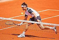 02-06-12, France, Paris, Tennis, Roland Garros,  David Ferrer