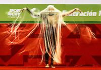 Manila Flamini Italy<br /> 8th FINA Synchronised Swimming World Trophy <br /> Day01 Nov. 29 -  Solo Exhibition<br /> Mexico City 29 November - 1 December<br /> Photo G.Scala/Deepbluemedia.eu/Insidefoto