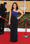 Elaine Benes attends The 20th SAG Awards held at The Shrine Auditorium in Los Angeles, California on January 18,2014                                                                               © 2014 Hollywood Press Agency