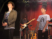 Luton - The Wanted perform at the Love Luton Festival at Popes Meadow, Luton, Bedfordshire - July 6th 2012..Photo by Keith Mayhew.