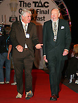 The Grand Final Breakfast, Melbourne Exhibition Centre 29-9-07, The VIP Guests arrive down the red carpet, Paul McNamee and John Kennedy.