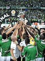 Atletico Nacional (COL) vs Independiente del Valle (ECU), 27-07-2016. Final CL_2016