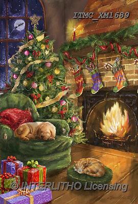 Marcello, CHRISTMAS SYMBOLS, WEIHNACHTEN SYMBOLE, NAVIDAD SÍMBOLOS, paintings+++++,ITMCXM1689,#XX#