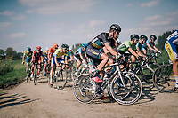"Toon Aerts (BEL/Telenet Fidea Lions)<br /> <br /> Antwerp Port Epic 2018 (formerly ""Schaal Sels"")<br /> One Day Race:  Antwerp > Antwerp (207 km; of which 32km are cobbles & 30km is gravel/off-road!)"