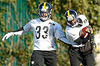 Steelers Practice: January 6, 2016