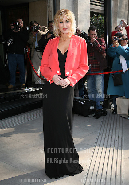 Katherine Kelly attending The TRIC Awards at The Grosvenor House Hotel, London. 08/03/2011 Picture by: Alexandra Glen / Featureflash
