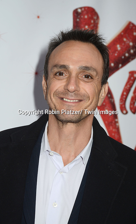 "Hank Azaria arrives at the ""Kinky Boots"" Broadway Opening on April 4, 2013 at The Al Hirschfeld Theatre in New York City. Harvey Fierstein wrote is the Book Writer and Cnydi Lauper is the Composer."