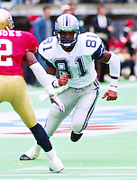 Chris Armstrong Baltimore Stallions 1994. Photo John Bradley