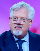 Glenn Beck of BlazeTV speaks at the Conservative Political Action Conference (CPAC) at the Gaylord National Resort and Convention Center in National Harbor, Maryland on Friday, March 1, 2019.<br /> Credit: Ron Sachs / CNP