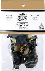 20105 Wood Ear Mushrooms, Caravan 0.5 oz