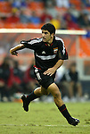 17 July 2004: Alecko Eskandarian. Los Angeles Galaxy tied DC United 1-1 at RFK Stadium in Washington, DC during a regular season Major League Soccer game..