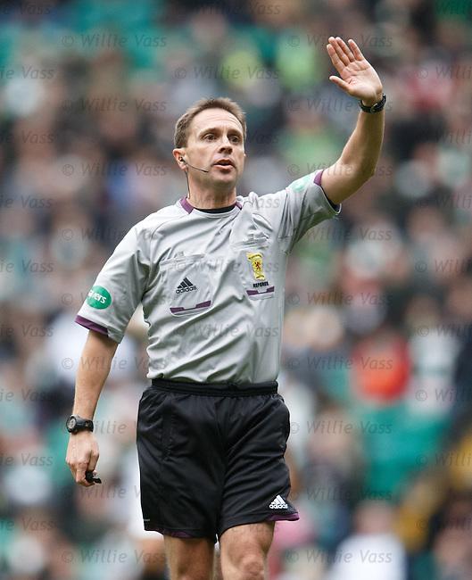 Referee Crawford Allan