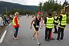 Race number 211 - Jeroen Van Amelsfoort  Norseman 2012 - Photo by Justin Mckie Justinmckie@hotmail.com