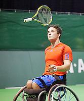 14-02-13, Tennis, Rotterdam, ABNAMROWTT, .Gordon Reid