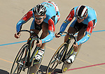 August 21, 2011:   Australia's Team Time Trial cyclists in action at the Winslow BMW U.S. Grand Prix of Sprinting at the 7-Eleven Velodrome, Colorado Springs, CO... ...