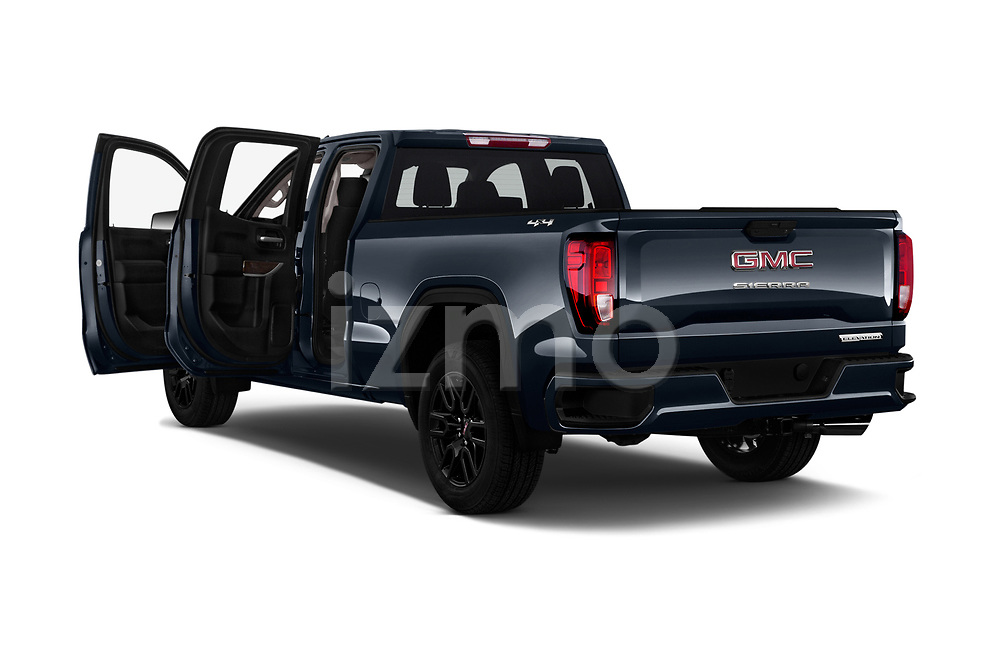 Car images of 2019 GMC Sierra-1500 Elevation 4 Door Pickup Doors