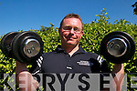 STRONG MAN: Maurice Roche from Ashgrove, Tralee who has just won the European Power Lifting Championships in Italy.   Copyright Kerry's Eye 2008