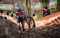 Kata Blanka Vas (HUN)<br /> <br /> 82nd Druivencross Overijse 2019 (BEL)<br />  <br /> ©kramon