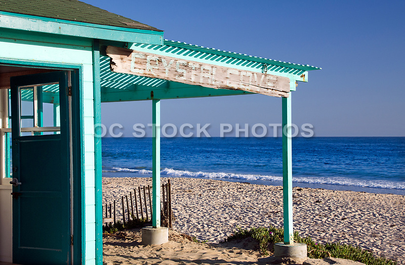 Crystal Cove Teal Cottage Newport Beach