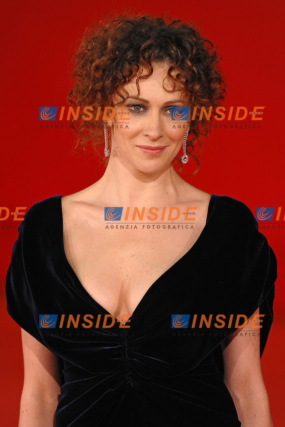 Ksenia Rappoport attends  the red carpet for the film &quot;L'Uomo che ama&quot; at the the third edition of Festa Internazionaledel Cinema di Roma, Auditorium Parco della Musica, October 23, 2008. <br /> Photo Andrea Staccioli Insidefoto