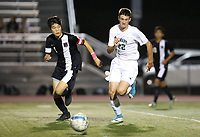 Northern Highlands vs Ramapo boys soccer - 092517