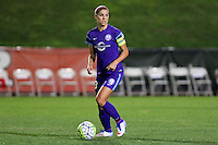Piscataway, NJ - Wednesday Sept. 07, 2016: Alex Morgan during a regular season National Women's Soccer League (NWSL) match between Sky Blue FC and the Orlando Pride FC at Yurcak Field.
