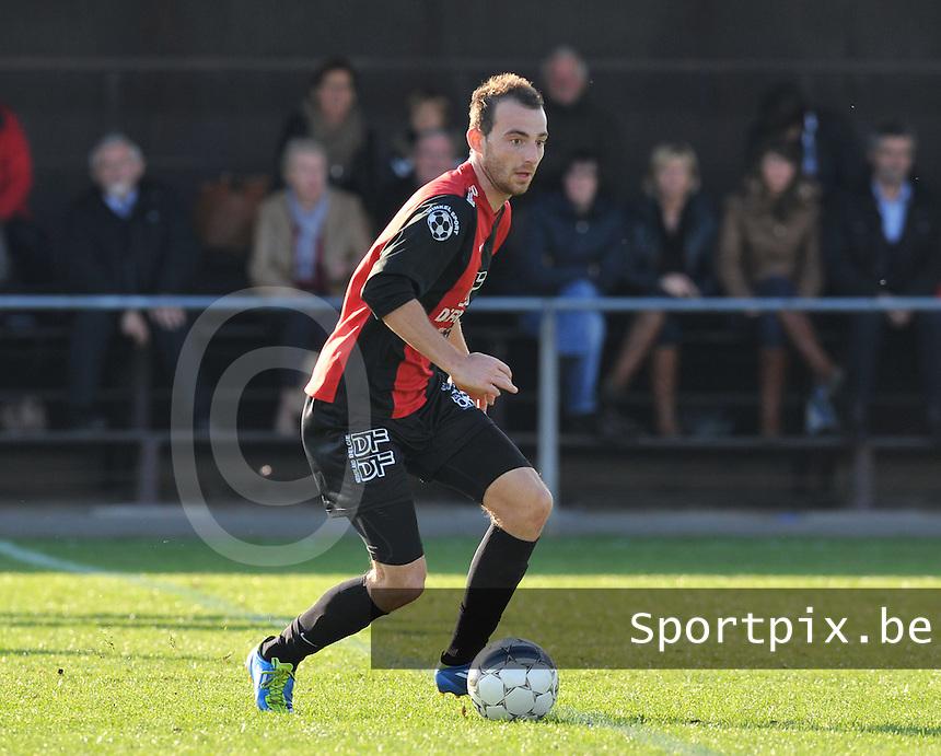 Winkel Sport : Antoni Degeitere.foto VDB / BART VANDENBROUCKE