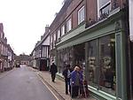 A51P44 Little Walsingham Norfolk England