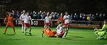 17.04.18 Brechin City v Dundee utd:<br /> Graeme Smith saves from Thomas Mikklesen