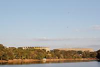 BELO HORIZONTE, MG, 23.07.2016 - CIDADE-BH - Estádio Governador Magalhães Pinto, o Mineirão, na região da Pampulha, em Belo Horizonte, Minas Gerais, neste sabado, 23. (Foto: Doug Patricio / Brazil Photo Press).