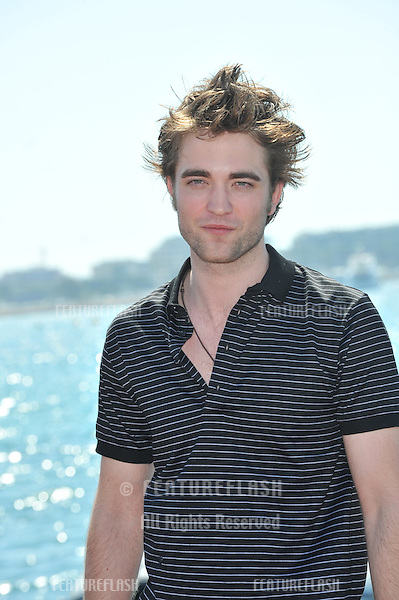 Robert Pattinson Twilight star Robert Pattinson at photocall at the Majestic Pier during the 62nd Festival de Cannes..May 19, 2009  Cannes, France.Picture: Paul Smith / Featureflash