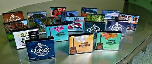 La colección Patrimonio Musical Dominicano supone la preservación el patrimonio musical dominicano.