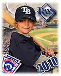 2010 Burlington American Rays Coach Pitch