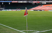 Washington, D.C. - October 27, 2016: Pre-game images from the D.C. United vs Montreal Impact Major League Soccer (MLS) Playoff Knockout round match at RFK Stadium.