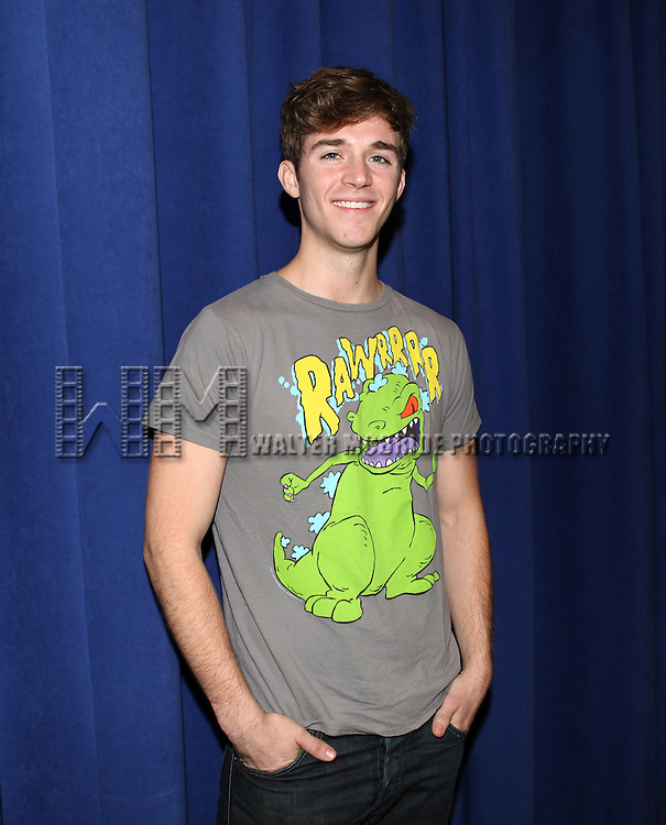 "Jake Boyd attending the Meet & Greet for 'The Last Smoker In America'"" at the New 42nd Street Studios in New York City on June 21, 2012"
