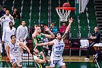 S&ouml;dert&auml;lje 2014-03-25 Basket SM-kvartsfinal 1 S&ouml;dert&auml;lje Kings - J&auml;mtland Basket :  <br /> J&auml;mtlands Stefan Hellgren g&ouml;r po&auml;ng<br /> (Foto: Kenta J&ouml;nsson) Nyckelord:  S&ouml;dert&auml;lje Kings SBBK J&auml;mtland Basket SM Kvartsfinal Kvart T&auml;ljehallen