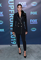 NEW YORK, NY - MAY 13: Corinne Foxx at the FOX 2019 Upfront at Wollman Rink in Central Park, New York City on May 13, 2019. <br /> CAP/MPI99<br /> &copy;MPI99/Capital Pictures