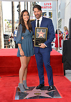 LOS ANGELES, CA. October 24, 2019: Charlotte Connick & Harry Connick Jr. at the Hollywood Walk of Fame Star Ceremony honoring Harry Connick Jr.<br /> Pictures: Paul Smith/Featureflash