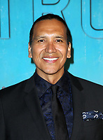 LOS ANGELES, CA - JANUARY 10: Michael Greyeyes, at the Los Angeles Premiere of HBO's True Detective Season 3 at the Directors Guild Of America in Los Angeles, California on January 10, 2019. Credit: Faye Sadou/MediaPunch