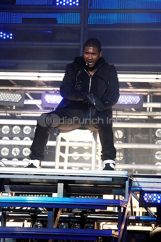 Usher at KIIS FM's Wango Tango 2010 at Staples Center  in Los Angeles, California. May 15, 2010  Credit: Dennis Van Tine/MediaPunch