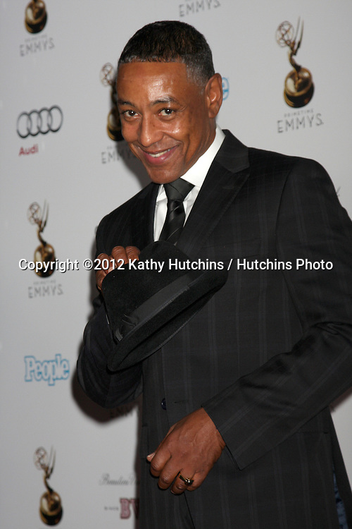 LOS ANGELES - SEP 21:  Giancarlo Esposito arrives at the Primetime Emmys Performers Nominee Reception at Spectra by Wolfgang Puck on September 21, 2012 in Los Angeles, CA