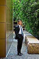 Joe Dear pictures: Executive portrait photography of Joe Dear - CIO of Calpers in Sacramento by San Francisco corporate photographer Eric Millette