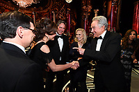 Faye Dunaway and Warren Beatty during the live ABC Telecast of the 90th Oscars&reg; at the Dolby&reg; Theatre in Hollywood, CA on Sunday, March 4, 2018.<br /> *Editorial Use Only*<br /> CAP/PLF/AMPAS<br /> Supplied by Capital Pictures