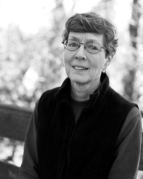 November 29, 2009. Durham, North Carolina..Portraits of Martha Scotford at her home in Durham, NC.