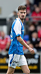 St Johnstone FC Season 2017-18<br />Greg Hurst<br />Picture by Graeme Hart.<br />Copyright Perthshire Picture Agency<br />Tel: 01738 623350  Mobile: 07990 594431