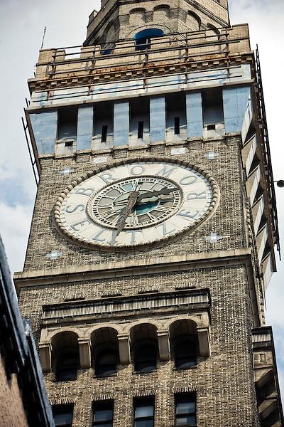 Baltimore Maryland Bromo Seltzer Tower